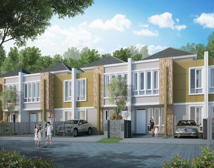 Dijual Rumah Mewah 2 Lantai Dekat Kota Bogor DP 40 Jta All in