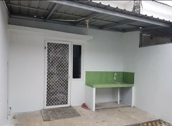 Rumah Siap Huni Full Renovasi