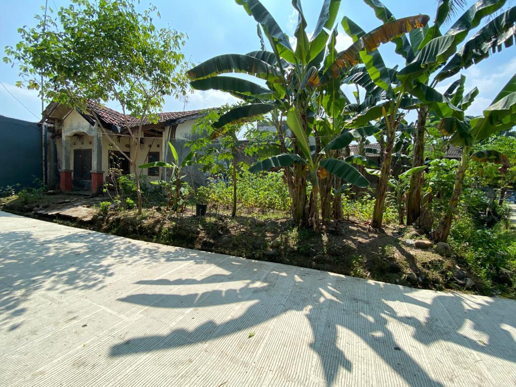 Dijual Rumah Hitung Tanah di Perum Ditbekang AD Cibarusah