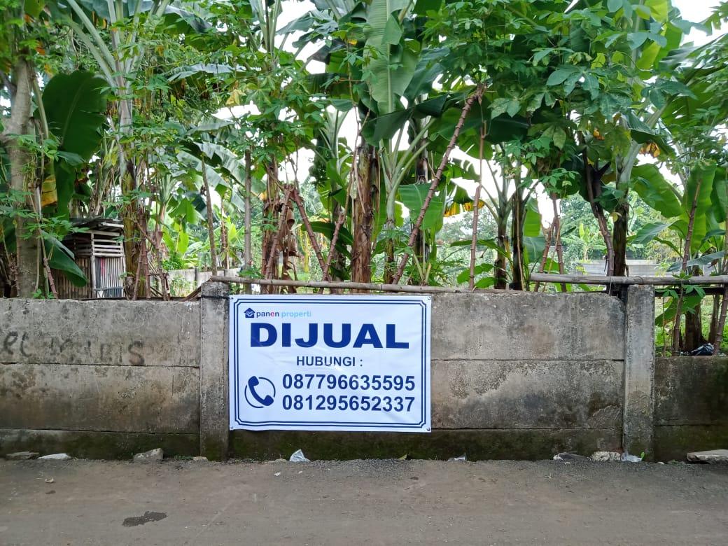 Dijual Dua Bidang Tanah Darat di Gang Dangkul Kalimanggis
